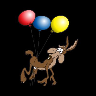 Coyote 2 vector logo