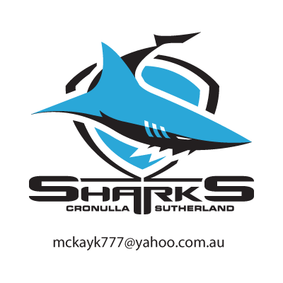 Cronulla Sutherland Sharks logo vector logo