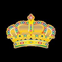 Crown siva vector