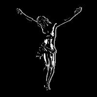 Crucificado vector