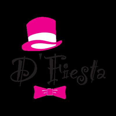 D' Fiesta logo vector logo