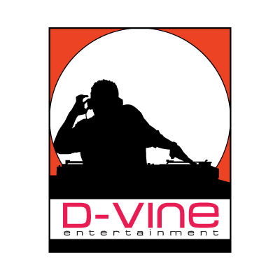 D-Vine Entertainment logo vector logo
