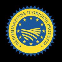 D.O.P. Denominazione Origine Protetta logo