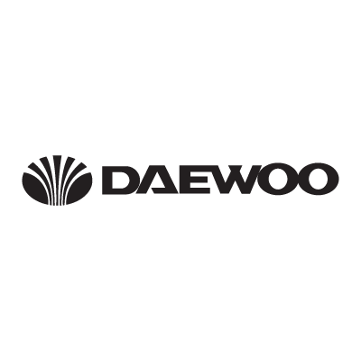 Daewoo logo vector logo