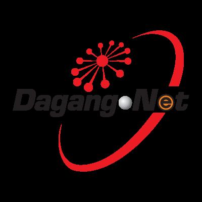 Dagang Net logo vector logo