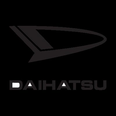 Daihatsu logo vector logo
