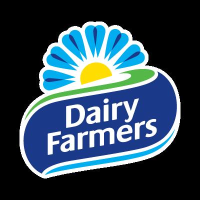 Dairy Farmers logo vector logo