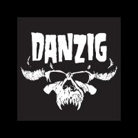 Danzig Skull logo