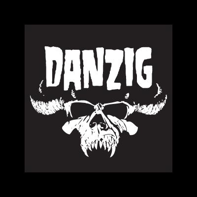 Danzig Skull logo vector logo