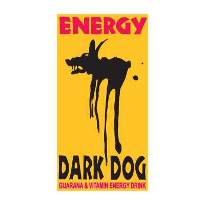Dark Dog logo vector logo