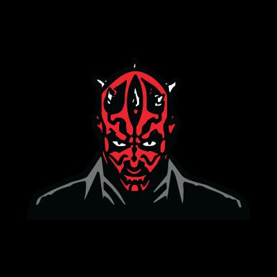 Darth Maul vector logo