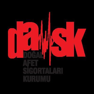 Dask logo vector logo