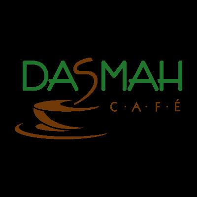 Dasmah Cafe logo vector logo