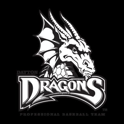 Dayton Dragons logo vector logo