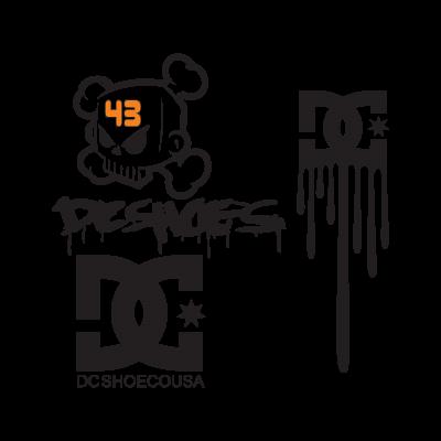 DC Shoes logo vector logo