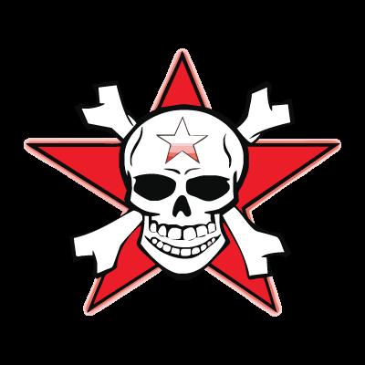 Dead Skull vector logo