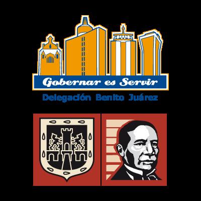 Delegacion Benito Juarez logo vector logo