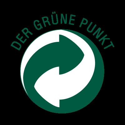 Der Grune Punkt Green Dot logo vector logo