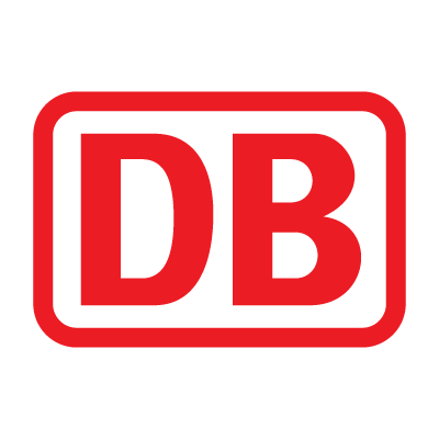 Deutsche Bahn AG DB logo vector logo