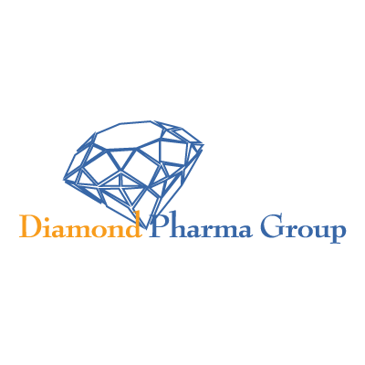 Diamond Pharma logo vector logo