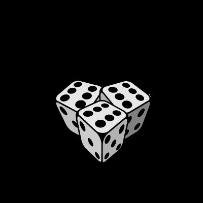 DICE REBELS logo vector logo