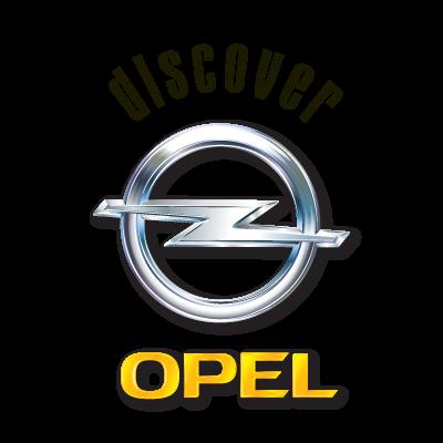 Discover opel logo vector logo