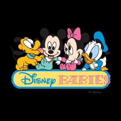 Disney Babies vector logo