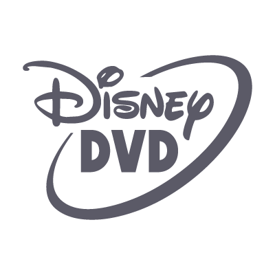 Disney DVD logo vector logo