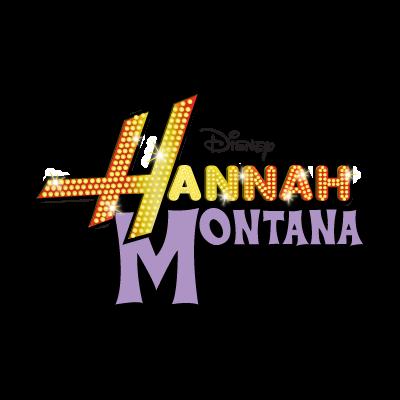 Disney Hannah Montana vector logo