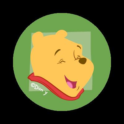 Disney's Pooh vector logo