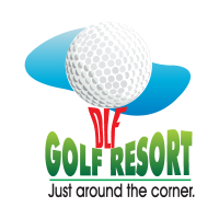 DLF Golf Resort logo