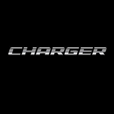 Dodge Charger Auto logo vector logo