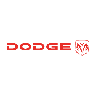 Dodge Red logo vector logo