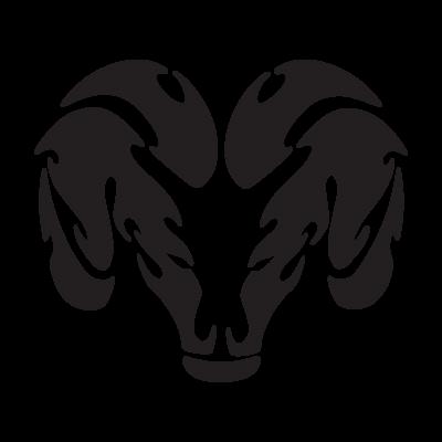 Dodge Viper logo vector logo