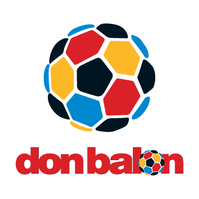 Don Balon logo vector logo
