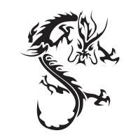 Dragon vector