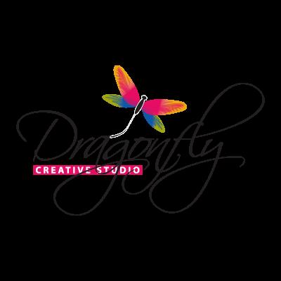 Dragonfly Creative Studio logo vector logo
