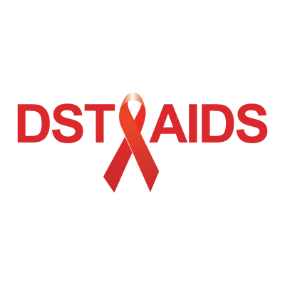 DST&AIDS logo vector logo