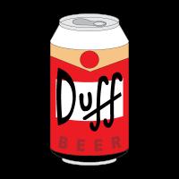 Duff Beer logo