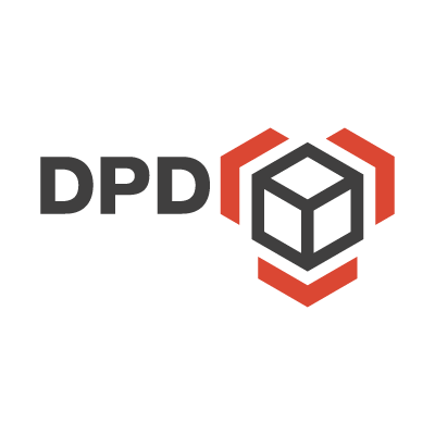 Dynamic Parcel Distribution logo vector logo