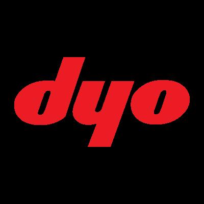 Dyo logo vector logo
