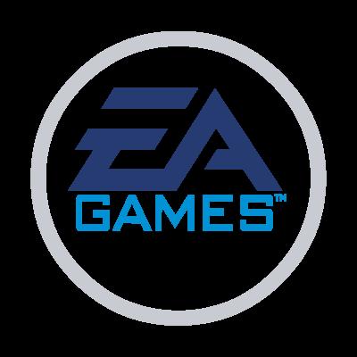 EA Games logo vector logo