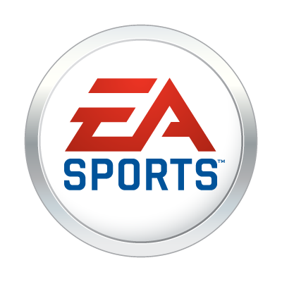 EA Sports 2008 logo vector logo
