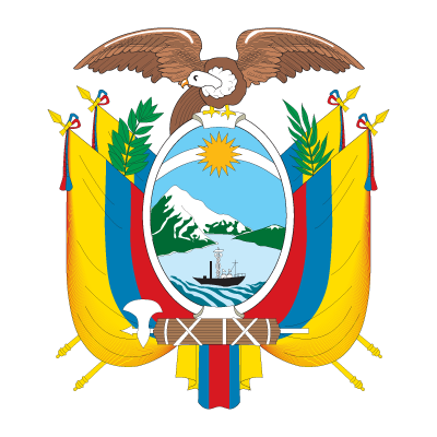 Ecuador logo vector logo