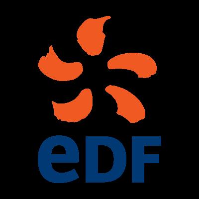 Électricité de France – EDF logo vector logo