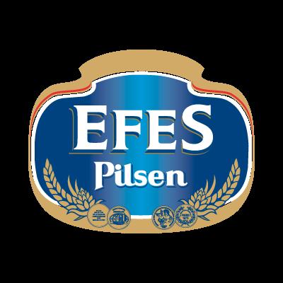 Efes pilsen beer logo vector logo