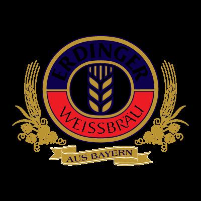 Erdinger logo vector logo