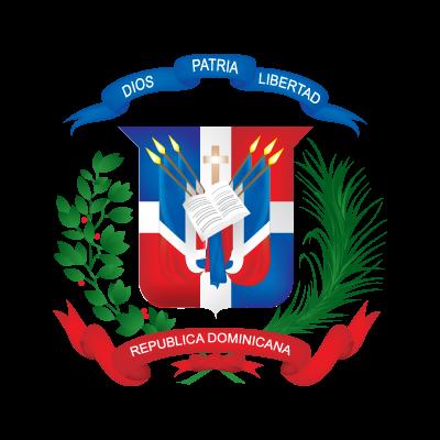 Escudo Dominicano logo vector logo