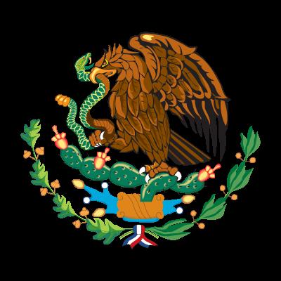 Escudo Mexico logo vector logo