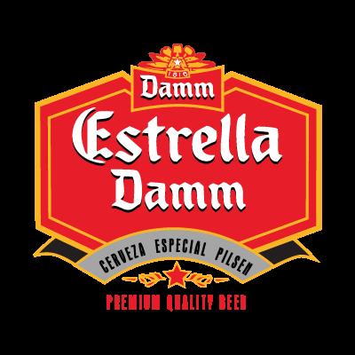 Estrella Damm logo vector logo